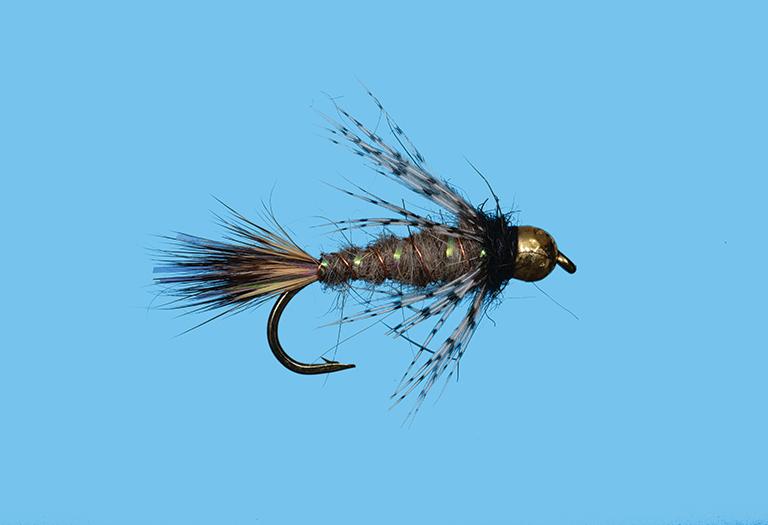 12 Callibaetis Nymph size 8 114 1 Dozen